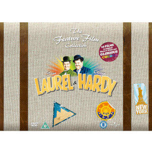 Laurel and Hardy Box Set