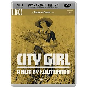 City Girl[Masters of Cinema] Dual Format (Blu-ray and DVD) Edition