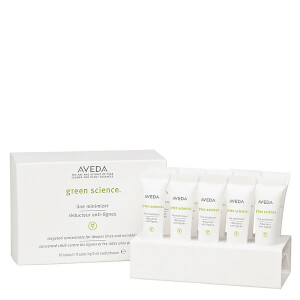 Aveda Green Science Line Minimizer (10 X 3 ml)