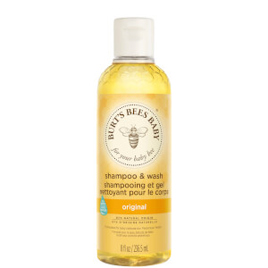 Burt's Bees Baby Bee Shampoo & Body Wash (236 ml)