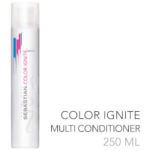 Conditionneur cheveux colorés et méchés SEBASTIAN PROFESSIONAL COLOR IGNITE MULTI CONDITIONER (200ML)