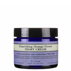 Nourishing Orange Flower Night Cream 50g