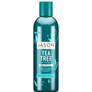 JASON Tea Tree Scalp Normalizing Shampoo (17oz)