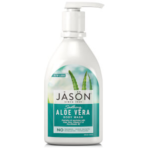 JASON Bagnoschiuma all'Aloe Vera Lenitiva (900ml)