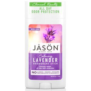 Успокаивающий дезодорант-карандаш с лавандой JASON Calming Lavender Stick Deodorant 71 г
