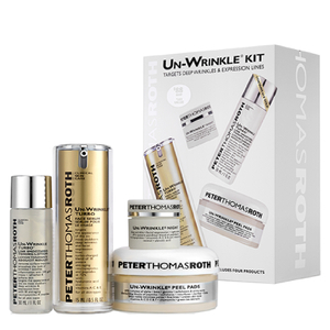 Peter Thomas Roth Un-Wrinkle Kit (4 Products)