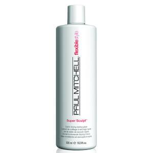 Lustrant de coiffage PAUL MITCHELL FLEXIBLE STYLE SUPER SCULPT (500ml)