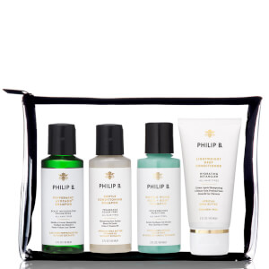 Philip B Travel Kit (4 Produkte)