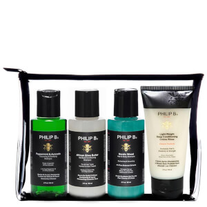 Philip B Travel Kit (4 produkter)
