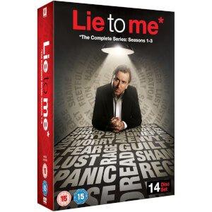Lie To Me - Seasons 1-3