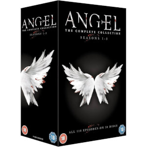 Angel - Seasons 1-5