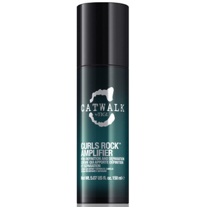 Realzante de rizos TIGI CATWALK CURLESQUE CURLS ROCK AMPLIFIER (150ML)