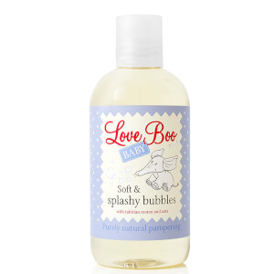 Gel de Banho Soft & Splashy Bubbles da Love Boo (250 ml)