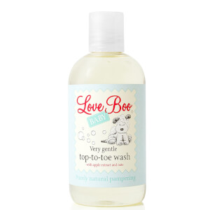 Love Boo Very Gentle Top-To-Toe Wash -shampoo-suihkusaippua (250ml)