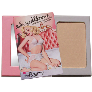 theBalm Sexy Mama Anti-Shine Translucent Powder - puuteri