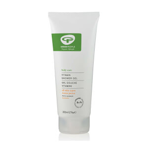 Green People Vitamin Shower Bath (200ml)