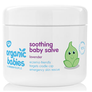 Green People Lavender Baby Salve (100ml)
