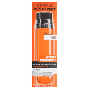 Loreal Paris Men Expert Hydra Energetic Turbo Booster Recharging Moisturiser (50ml)