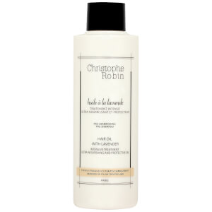Christophe Robin Moisturising Hair Oil with Lavender -hiusöljy (150ml)