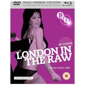 London in Raw ( Flipside) [Dual Format Editie]