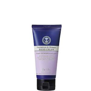 Geranium & Orange Hand Cream 50ml