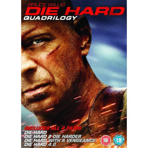 Die Hard - Red Tag Box Set