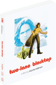 Two-Lane Blacktop [Masters of Cinema] - Beperkte Editie Steelbook