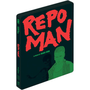 Repo Man [Masters of Cinema] - Limited Edition Steelbook (UK EDITION)