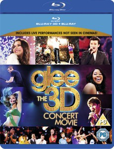 Glee The Concert Movie - Ultimate 3D Edition (Contains 3D Blu-ray, Blu-ray, DVD and Digital Copy)