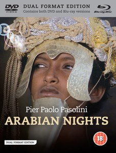 Arabian Nights [Dual Format Editie]