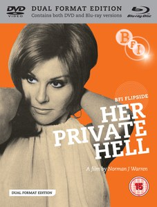 Her Private Hell (Flipside) [Dual Format Edition]
