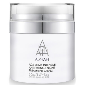 Alpha-H Age Delay Intensive Anti-Wrinkle Night Cream (intensive Anti-Falten Nachtpflege) 50ml