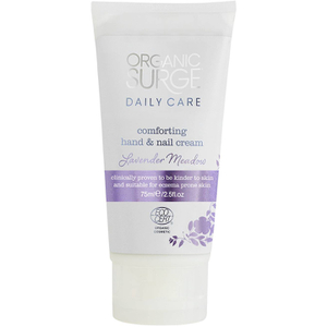 Organic Surge Lavender Meadow Hand and Nail Cream (75 ml)
