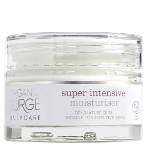 Organic Surge Daily Care Super Intensive Moisturiser -kosteusvoide (50ml)