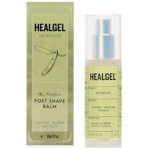 HealGel Post Shave Intensive -geeli 30ml