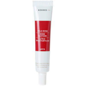 KORRES Wild Rose Eye Cream SPF15 (15 ml)