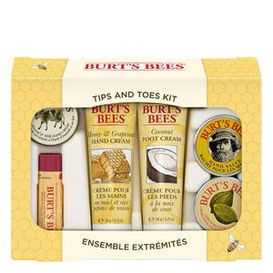 Burt's Bees Tips n Toes Hand & Feet Kit