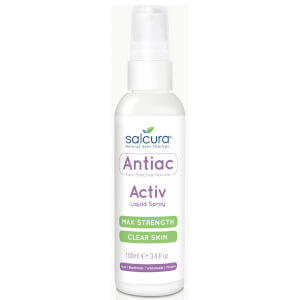 Salcura Antiac Acne Clearing Active Liquid Spray 100ml