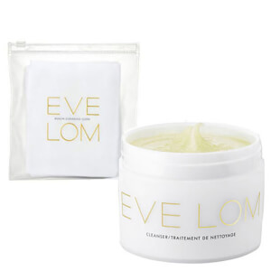 Eve Lom Cleanser 200ml and 3 Muslin Cloths