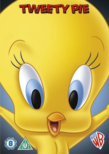 Big Faces: Tweety (Bevat UltraViolet Copy)