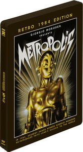 Metropolis - Steelbook Editie