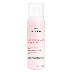 NUXE Eau De Mousse Micellaire - Micellar Foam Cleanser (150ml)
