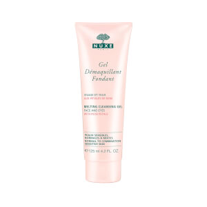 Gel limpiador facial NUXE Gel Demaquillant Fondant (125ml)