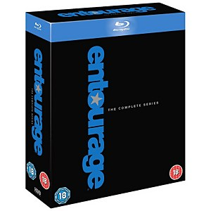 Entourage - Seasons 1-8