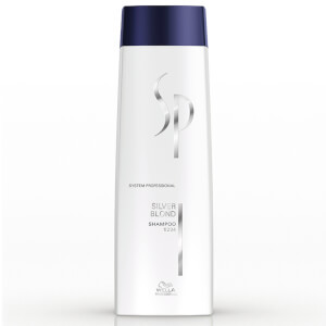Wella Professionals Care SP Silver Blond Shampoo 250ml