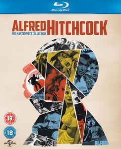 Coffret Alfred Hitchcock : Collection The Masterpiece