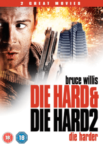 Die Hard 1 / Die Hard 2: Die Harder