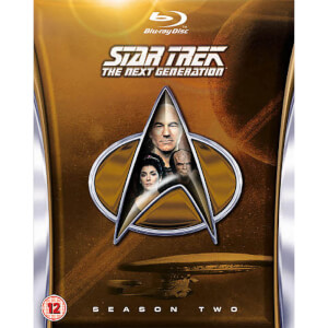 Star Trek: Next Generation - Seizoen 2