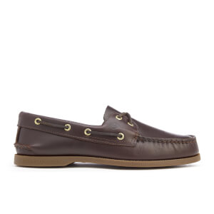 Sperry Men's A/O 2-Eye Shoe - Amaretto