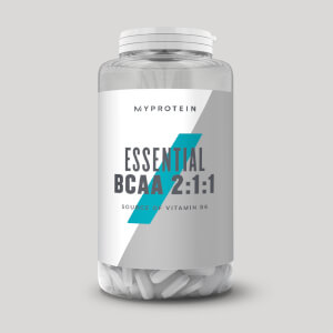 Essentiële BCAA 2:1:1 Tabletten